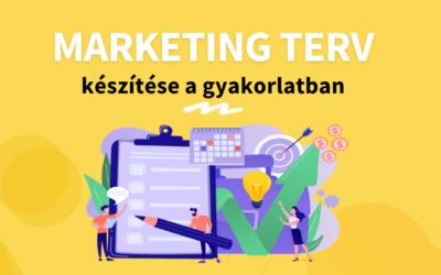 marketing terv
