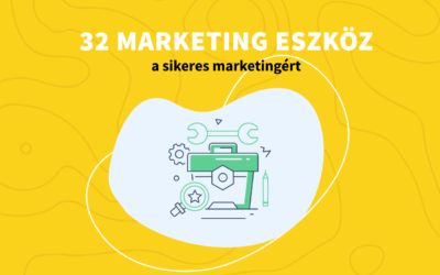Ezekkel a marketing eszközökkel turbózd fel a marketinged