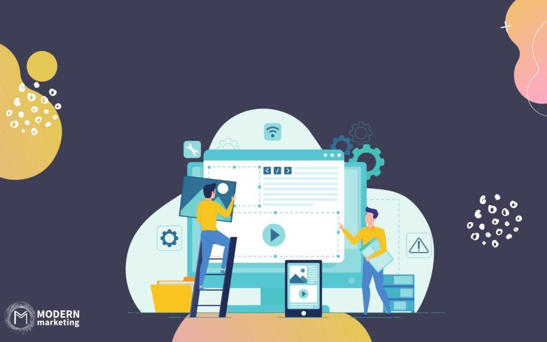 A céges weboldalak 12 legfontosabb eleme