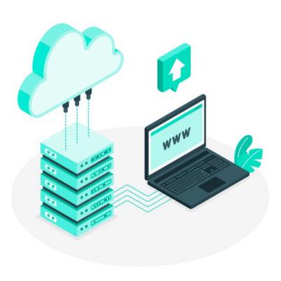 hosting rendszer