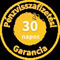 30napos garancia